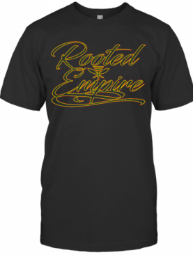 Rooted Empire Rasta Script T-Shirt