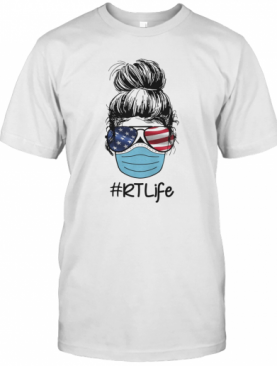 America Glass #Rtlife T-Shirt