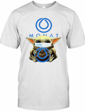 Baby Yoda Hug Monat Global Covid 19 T-Shirt