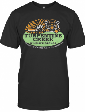 Rescuing Exotic Cats Nationwide T-Shirt