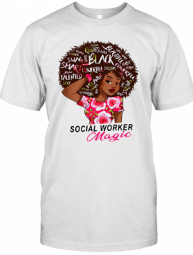Social Worker Magic T-Shirt