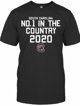 South Carolina No 1 In The Country 2020 T-Shirt