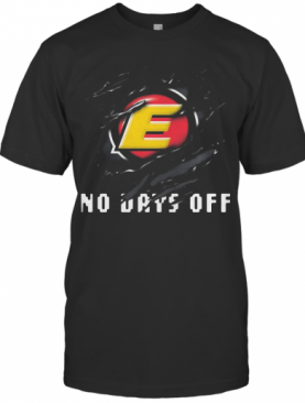 Estes Express Lines Clerk Salaries In The United States No Days Off T-Shirt