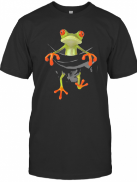 Frog In Pocket Classic T-Shirt