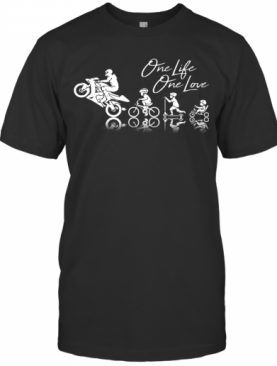 Motor One Life One Love T-Shirt