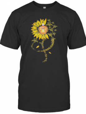 Sunflower Crown Royal You Are My Sunshine T-Shirt