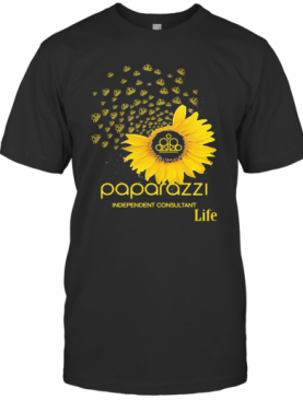 Sunflower Paparazzi Independent Consultant Life T-Shirt