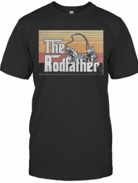The Fodfather Fishing Vintage T-Shirt