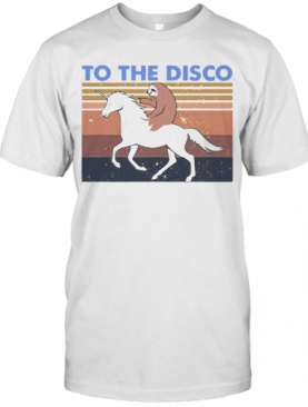 To The Disco Vintage T-Shirt