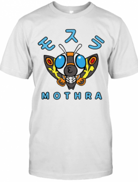 Crunchyroll Cr Loves Godzilla Mothra Sd T-Shirt