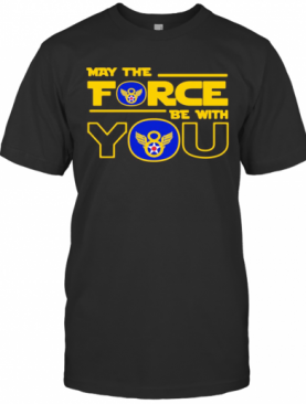 Eighth Air Force May The Force Be With You T-Shirt