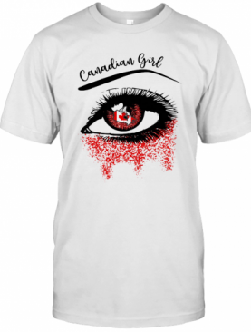 Eye Canadian Girl Classic T-Shirt