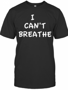 Lebron James Wears I Can'T Breathe T-Shirt