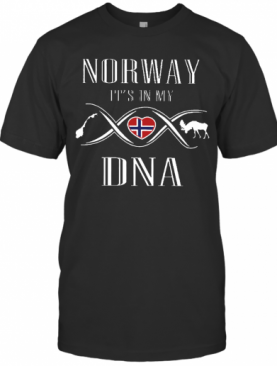 Norway It's In My DNA T-Shirt