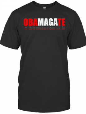 Obamagate Trump Deep State T-Shirt