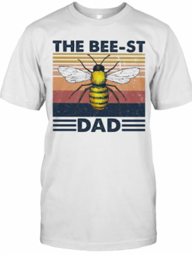 The Bee ST Dad Vintage T-Shirt
