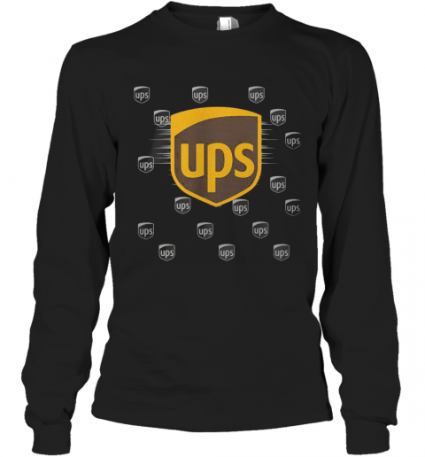 The Ups Logo T-Shirt Long Sleeved T-shirt