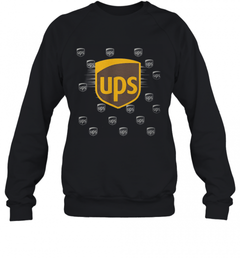 The Ups Logo T-Shirt Unisex Sweatshirt