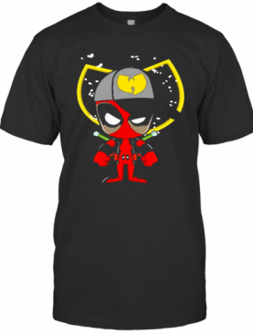 Baby Deadpool Wu Tang T-Shirt