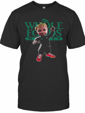 Baby Groot Whole Foods Market T-Shirt