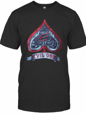 Engraved Spade Evil One T-Shirt
