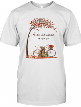 Family Cats It'S The Most Wonderful Time Of The Year T-Shirt