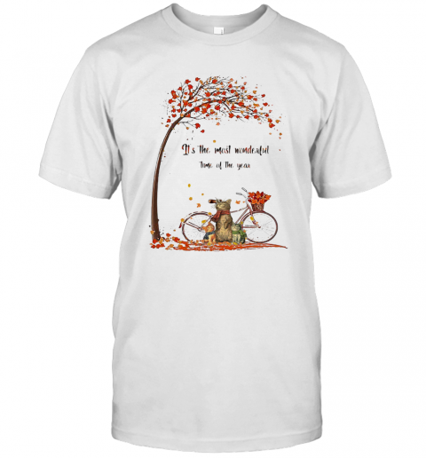 Family Cats It39S The Most Wonderful Time Of The Year T Shirt Classic Mens T shirt