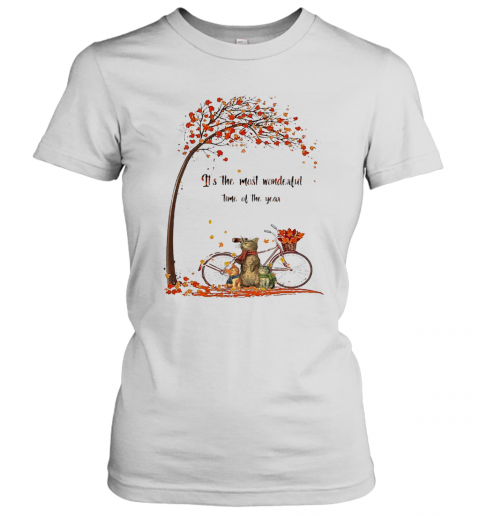 Family Cats It'S The Most Wonderful Time Of The Year T-Shirt Classic Women's T-shirt