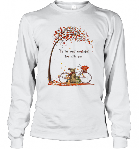 Family Cats It'S The Most Wonderful Time Of The Year T-Shirt Long Sleeved T-shirt