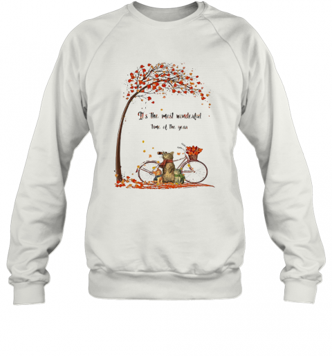 Family Cats It'S The Most Wonderful Time Of The Year T-Shirt Unisex Sweatshirt