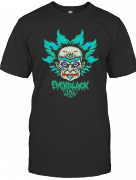 Halloween Rick Everblack Wreak T-Shirt