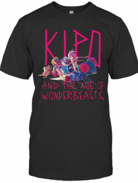 Kipo And The Age Of Wonderbeasts T-Shirt