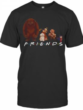 Labyrinth Characters Friends T-Shirt