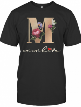M Mimi Life Sunflower T-Shirt