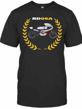 Motorcycle Rd05a Rice T-Shirt