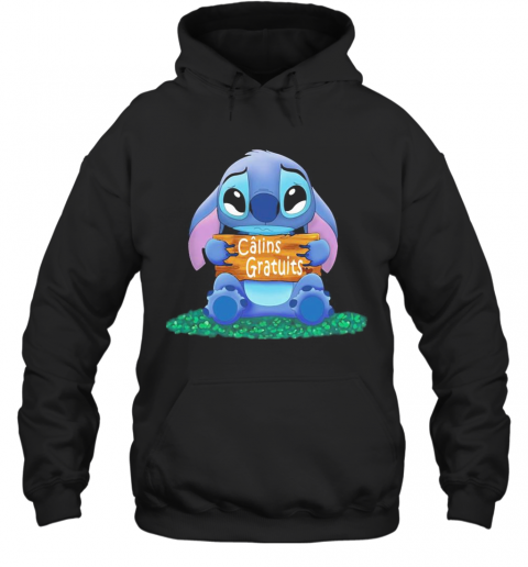 Stitch crying calins gratuits  T-Shirt Unisex Hoodie
