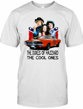The Dukes Of Hazzard The Cool Ones T-Shirt