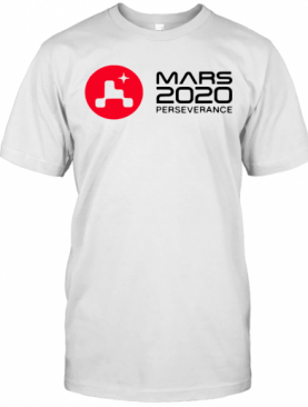 Mars 2020 Perseverance Rover Launch Day Commemorative T-Shirt