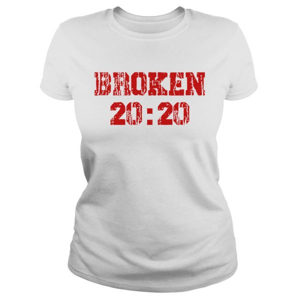 Matt Hardy broken 20 20  Classic Ladies