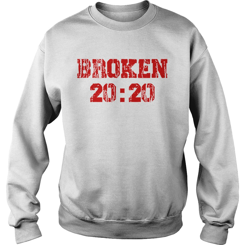 Matt Hardy broken 20 20  Sweatshirt