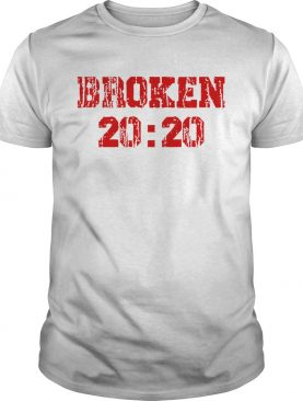 Matt Hardy broken 20 20 shirt