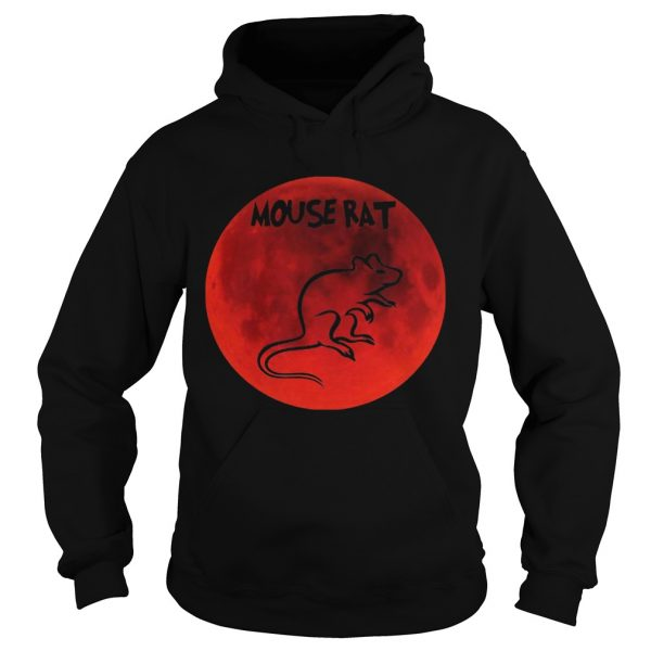 Mouse rat sunset  Hoodie