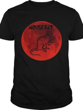 Mouse rat sunset shirt