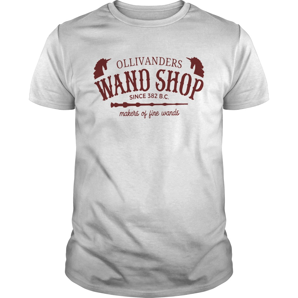 Ollivanders Wand Shop Sign 382 Bc Makers Of Fine Wands