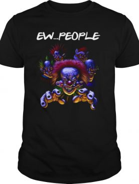 Pennywise IT Horror Ew People Halloween shirt