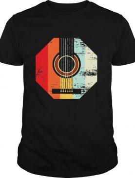 Pretty Guitar Vintage Retro shirt