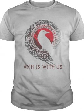 Raven odin is with us shirt