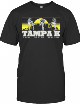 Snell Morton Glasnow Tampa K Official T-Shirt
