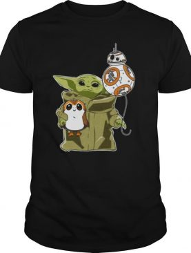 Star Wars Baby Yoda Bb8 And Wampa