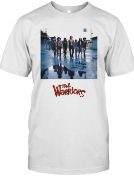The Warriors Band Members Water T-Shirt